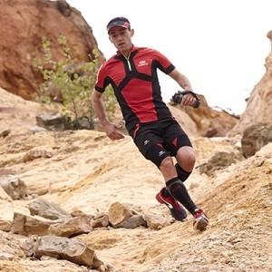 L'entrainement trail n'a aucun secret pour Thierry Breuil. © Kalenji