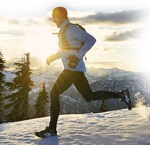 L'entrainement trail se pratique aussi en hiver... © Fotolia