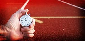 Test VMA : Êtes-vous prêt(e) à exploser votre chrono ? © Dollarphoto