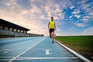 Ce test VMA nécessite une piste d'athlétisme. © Dollarphoto