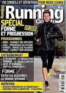 Antoine De Wilde est à la une de plusieurs magazines. © Running Coach