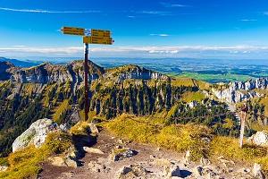L'entrainement trail permet de découvrir de magnifiques paysages, non ? © Dollarphoto