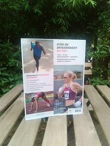Le 4ème de couverture vous en dira plus sur le contenu de ce guide du running. © Running-et-trail.net