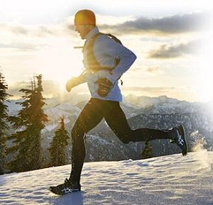 entrainement trail hiver