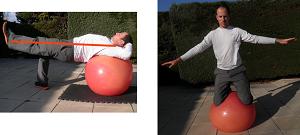 Exercices renforcement musculaire avec gaignage