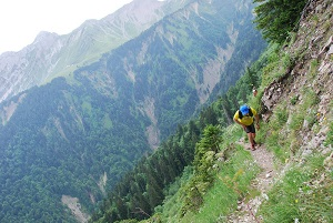 parcours trail de faverges