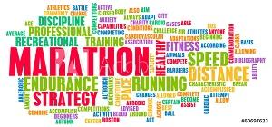 endurance marathon et stratégies de course