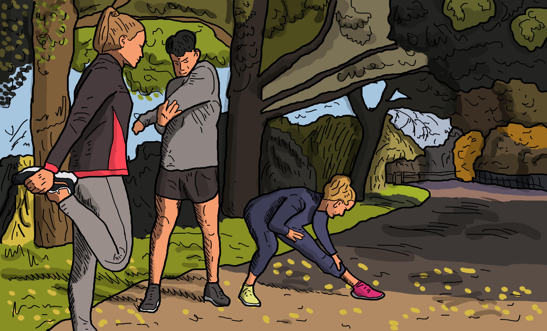 Running & Trail : l'entrainement running trail